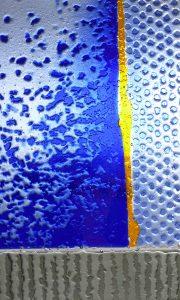 Antje-Otto-Glaskunst Glasobjekt Fusing