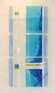 Antje-Otto-Glaskunst Glasbild-Fusing