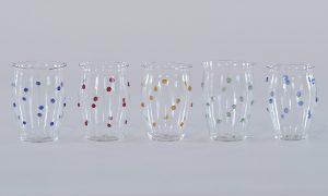 Antje-Otto-Glaskunst Keitum Sylt Trinkgläser